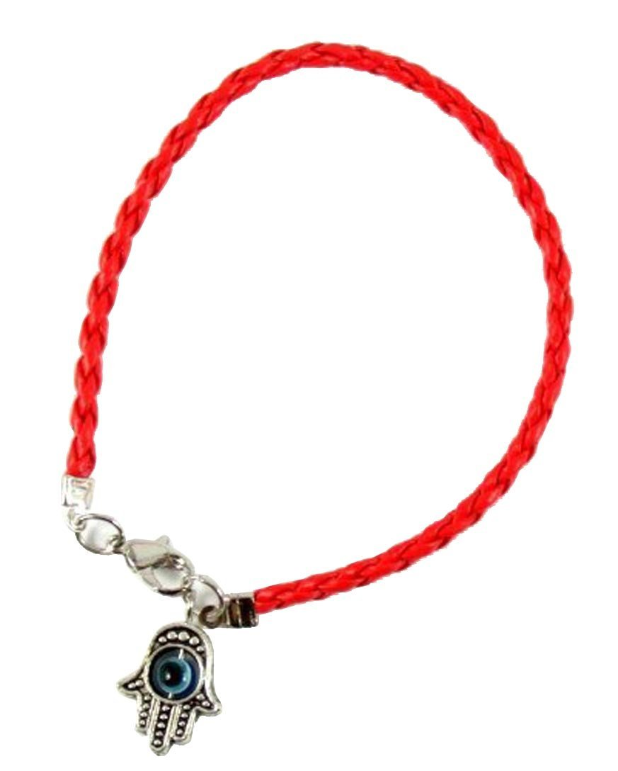 Amazon.com: Red String Kabbalah Hamsa Bracelet: Everything Else