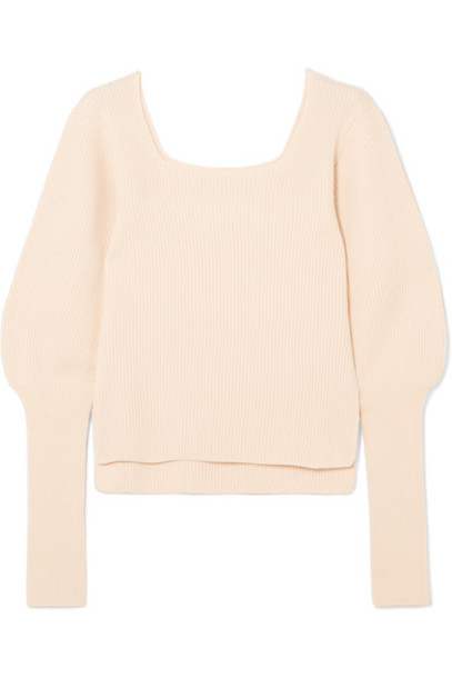 KHAITE sweater wool sweater wool