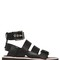 30mm suno leather sandals