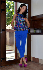 my silk fairytale,t-shirt,pants,shoes,jewels