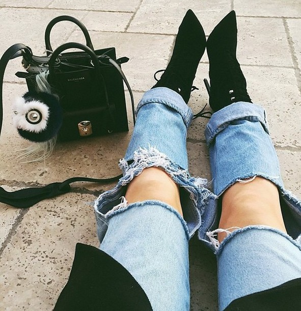 shoes pointed toe