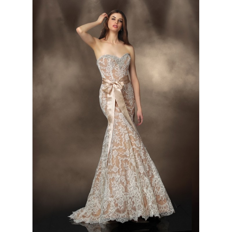Impression 10181 Bridal Gown (2013) (IM13_10181BG) - Crazy Sale Formal Dresses|Special Wedding Dresses|Unique 2016 New Style Dresses
