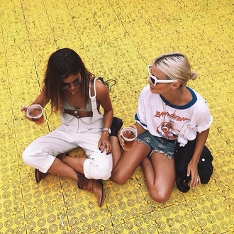 shirt top tank top boho beach summer t-shirt jeans dungarees denim coat jacket sunglasses shies shoes heela heels sportswear swimwear bikini bag purse backpack sun travel sweater sweatshirt vans sneakers nike shoes hair accessory mimielashiry