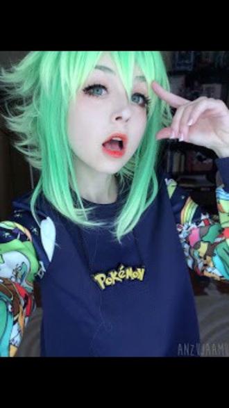 sweater pokemon teenagers