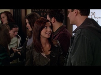 coat leather jacket alyson hannigan lily aldrin how i met your mother