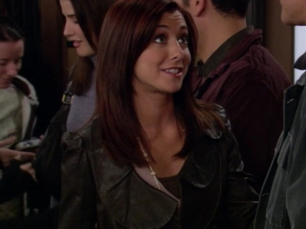Alyson Hannigan How I Met Your Mother Hair