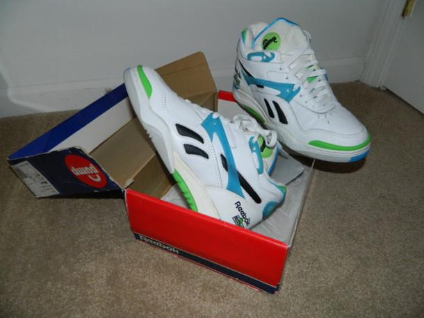 shoes Reebok sneakers reebok pump reebok court victory 2 high top sneakers 5824ffe7f