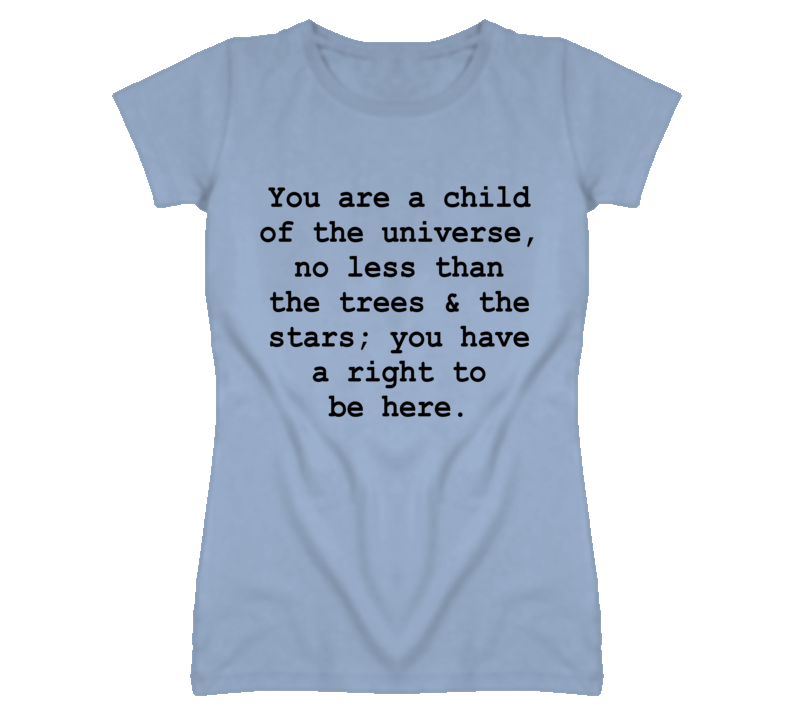 Child Of The Universe Graphic T Shirt