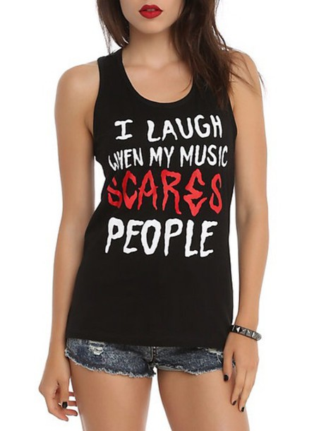 tank top band merch music womens tank top