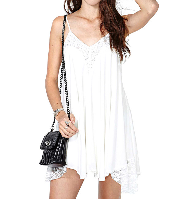 dress cool bag summer dress casual dress