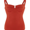 Bardot underwire one piece swimsuit | moda operandi