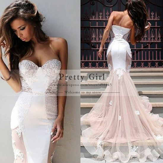 Aliexpress.com : Buy Romantic Lace Wedding Dresses 2016 vestido de ...