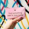 Mini pouch pink - find something