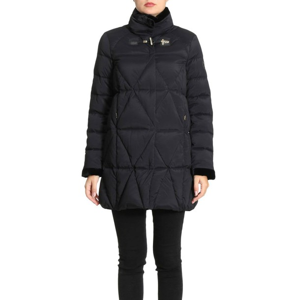 FAY jacket women black