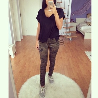 jeans army green camouflage pants leggings jeggings red lime sunday