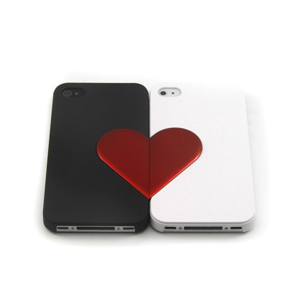 COUPLE LOVE IPHONE 4/4S CASES – HolyPink