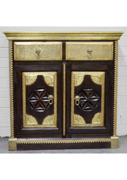 make-up retro sideboard rustic furniture upcycled furniture indian antique