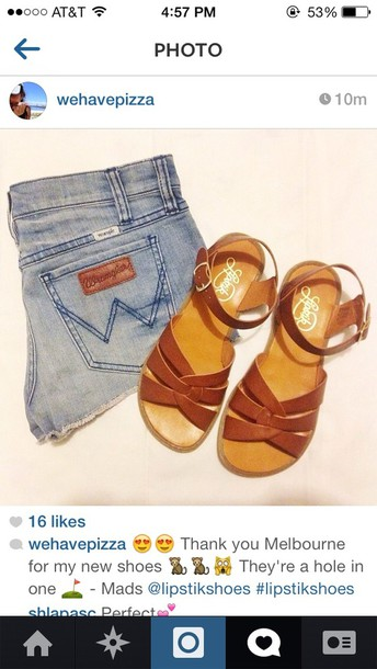 shorts wrangler denim shorts shoes