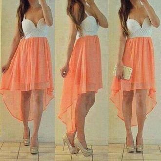 skirt long summer colour beautifull