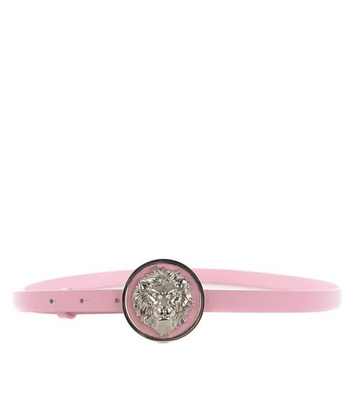 Versus belt pink
