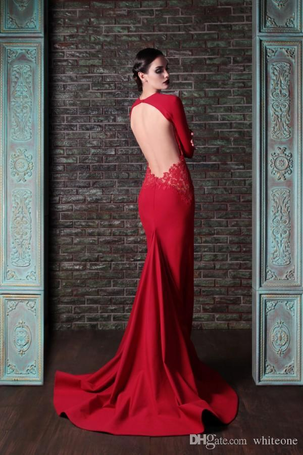 Red dress 2017 ira