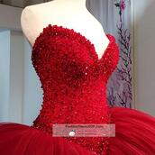 dress,wedding dress,lace wedding dress,wedding clothes,wedding dresses bridal gowns,wedding gowns,tulle wedding dress,Plus Size Wedding Dresses,mother of the bride plus size dresses,bridal dress,red wedding dress,red ball gown wedding dresses,crystal beaded wedding dresses