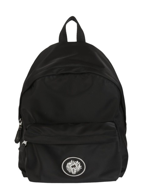Versus lion backpack black bag