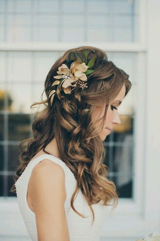 hair accessory hair accessory flower prom