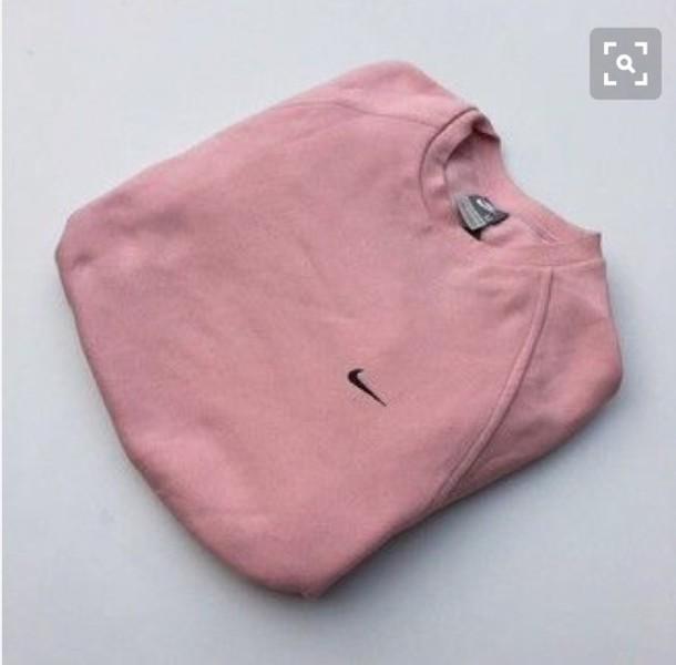 sweater nike cute pink teenagers comfy sweatshirt nike sweater pink sweater jumper vintage rose shirt nike sweatshirt top pastel pink nike sweatshirt baby pink nike pink nike sweatshirt pink crewneck pastel blush dusty pink