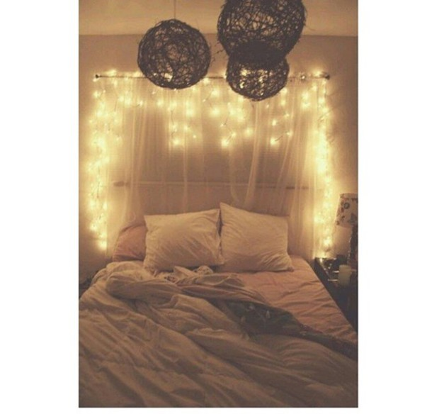 Home Accessory Ceiling Lights Bedding Tumbrl Fairy Lights Bedroom Home Decor Wheretoget