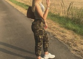 jeans,army green,camo pants,camouflage