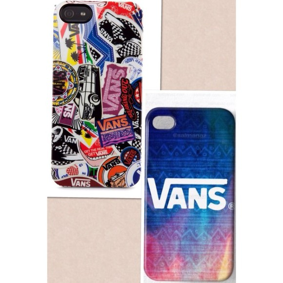 vans jewels phone cover phonecase