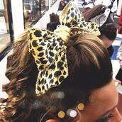 hat,cheerleading,cute bow,hair,poof,curled hair,sparkle,leopard print,gold,make-up