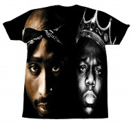 2Pac & Biggie Tshirt | Shop With Cre