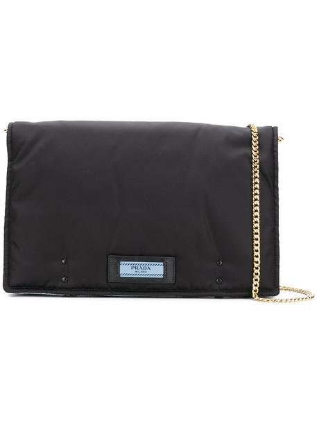 women bag clutch black