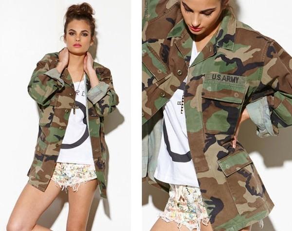 jacket camouflage camouflage camouflage