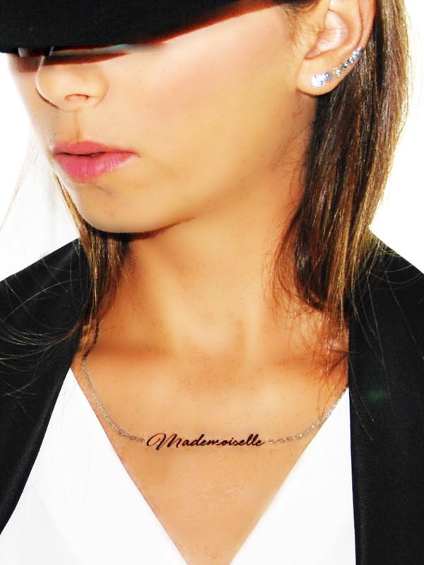 jewels jewel tattoos tatouage temporaire tattoo necklace ear cuff metallic tattoo temporary tattoo tatouage éphémère