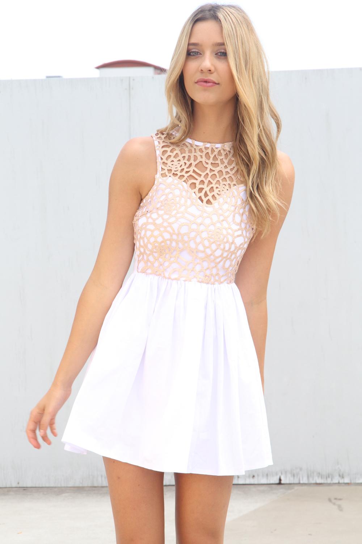 Sabo Skirt Gold Dust Dress 58 00