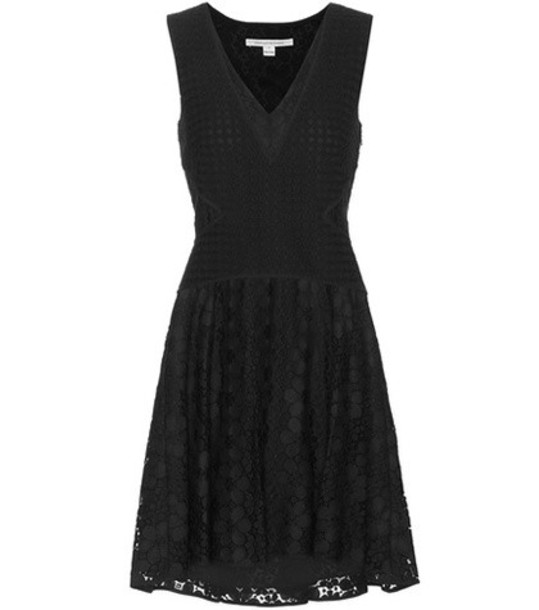 dress lace dress lace black