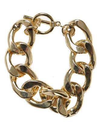 Belcher link bracelet