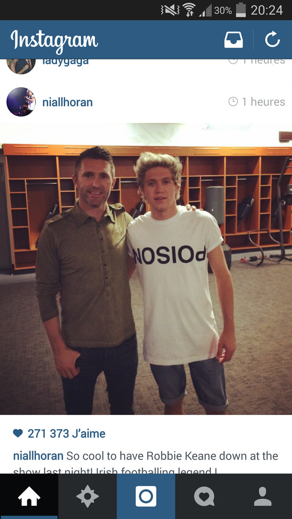 t-shirt niall poison on direction
