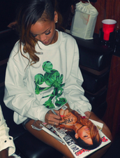 sweater,rihanna,weed,mickie mouse,swag,dope,amazing,mickey mouse