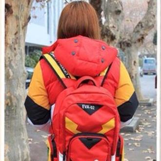 bag backpack anime neon genesis evalegion japan manga