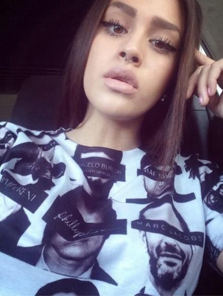 marc jacobs t-shirt blouse
