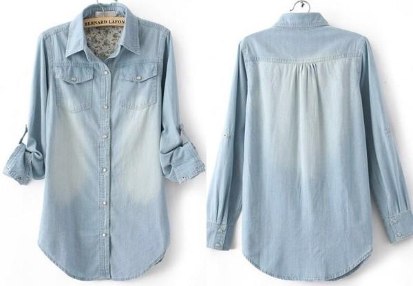 denim shirt long shirts denim