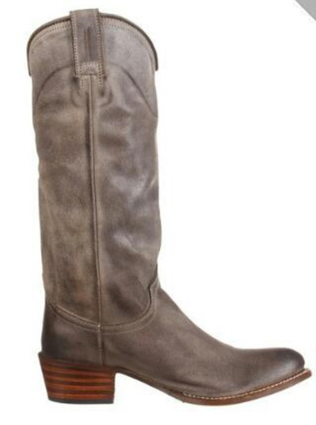 shoes grey boots cowboy boots suede boots