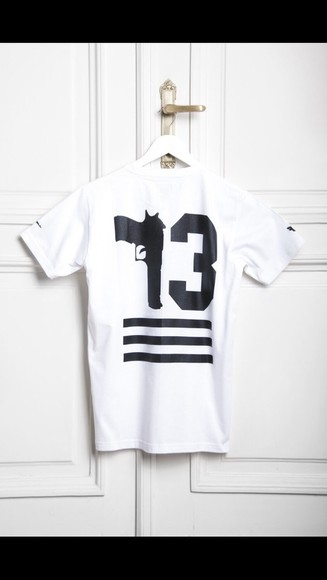 shirt baggy tshirt numbers
