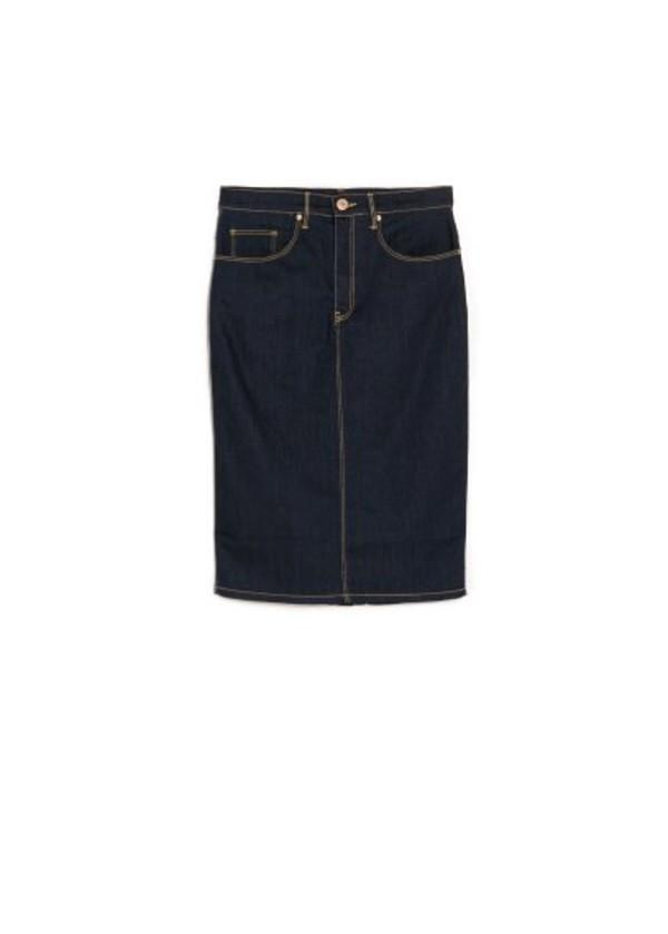 skirt women jeans skirt