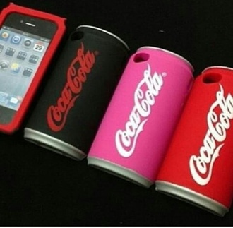 earphones iphone 5 coke red iphone cover coca cola phone cover