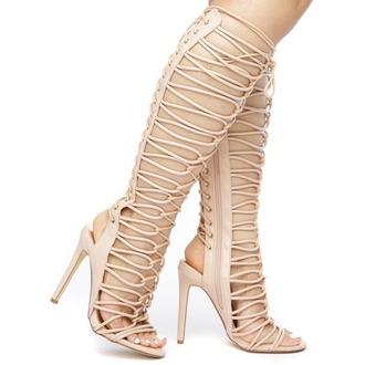 shoes heels sandals nude nude shoes nude heels nude sandals gladiators strappy strappy heels strappy shoes strappy sandals
